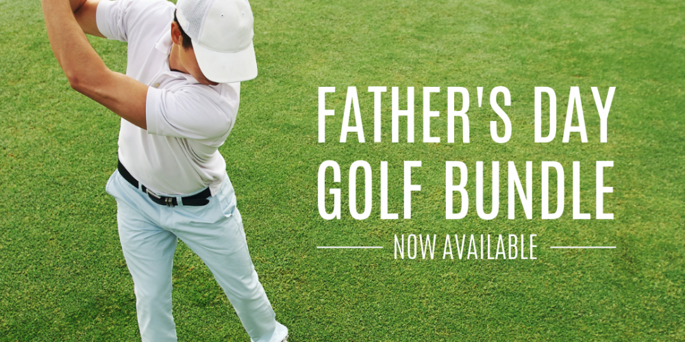 Father's Day Golf Bundle